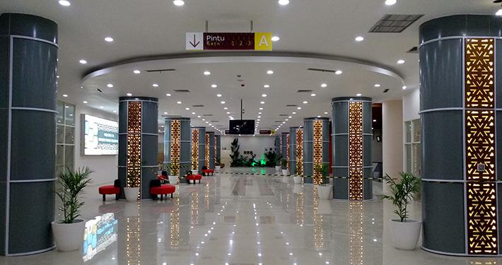 pembangunan bandara silampari 2019