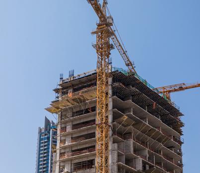 standar konstruksi gedung awrm