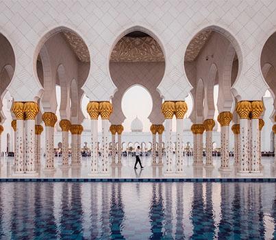 masjid modern